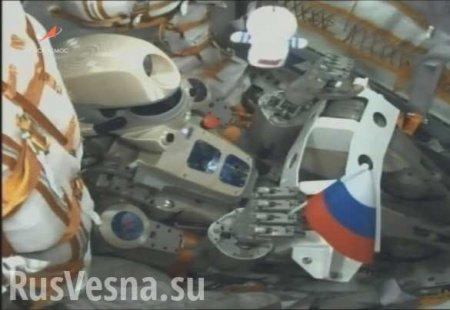 «Фёдор» не мог пристыковаться к МКС из-за поломки украинской аппаратуры