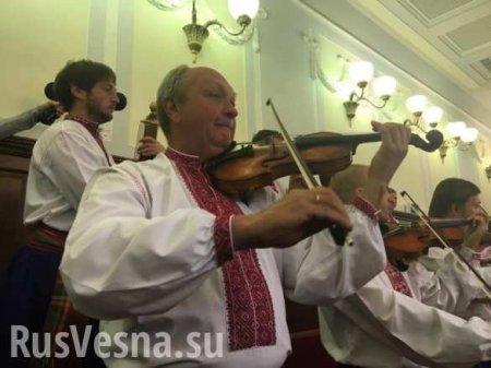 Первый день новой Рады: закрытая «вечеринка» в украинском парламенте (ФОТО)