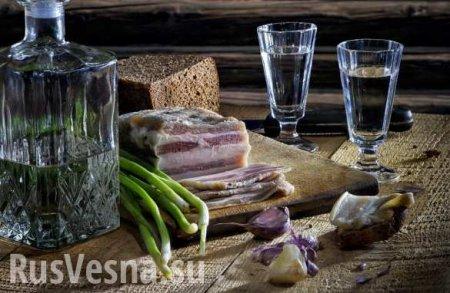 «Пророссийские» украинские политики покормили салом бандеровца-террориста в «Лефортово» (ВИДЕО)