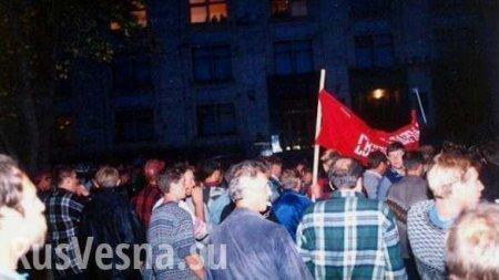 «Луганское побоище»— как это было (ФОТО)