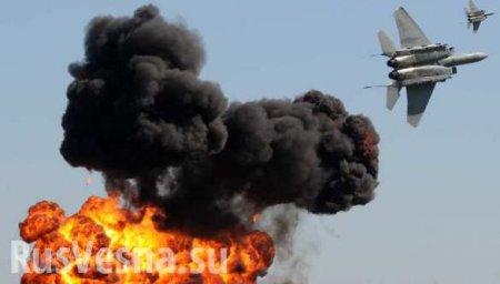 Сирия: По кому на самом деле нанесла удар авиация США? (+ФОТО)