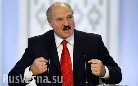 Белоруссия «наглухо» закрыла границу с Украиной, — Лукашенко