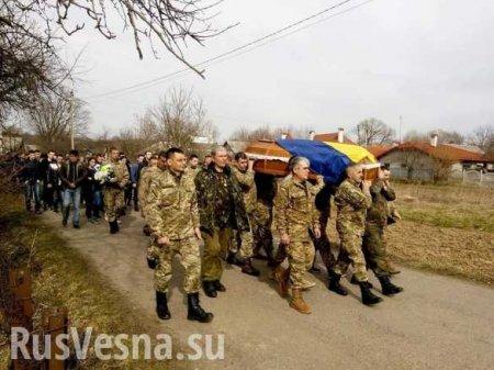 Военный ВСУ умер на полигоне