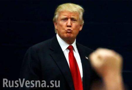 Трамп жёстко унизил Польшу, приравняв её к Украине (ВИДЕО)