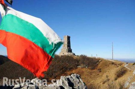 «Ужасы оккупации»: Зачем болгарские политики втыкают нож в спину России