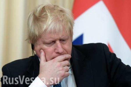 Парламент Британии отказал Джонсону в жёстком Brexit