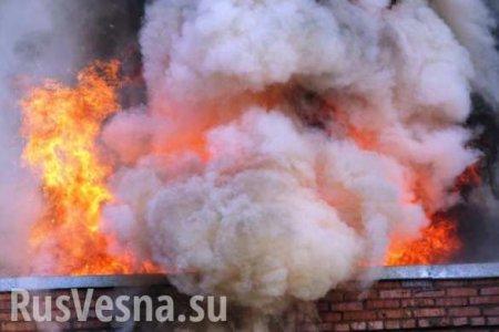 ВАЖНО: В Донецке прогремел взрыв, пострадал сотрудник полиции