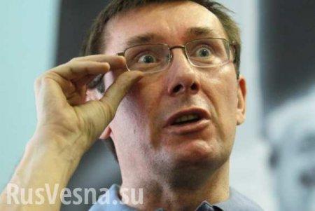 Цемах отказался отсделки соследствием поделу МН17, — Луценко