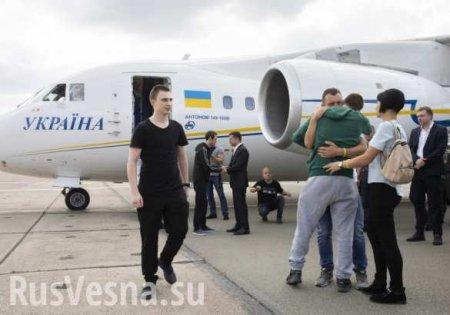 Вместо новых «национальных героев» Украина получила «Надю-2» (ВИДЕО А. Шари ...