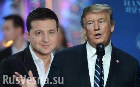 «Добиться поддержки Трампа Зеленскому пока не удалось» — американские СМИ пишут о проблемах Киева