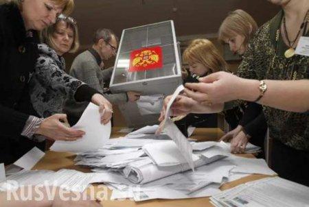 Выборы в России: итоги на утро
