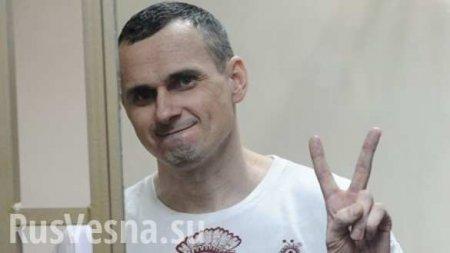 «Извращённое удовольствие» — террорист Сенцов рассказал, чем занимался в ро ...