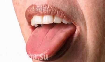 «Фото для резюме»: депутат Рады показала язык (ФОТО)
