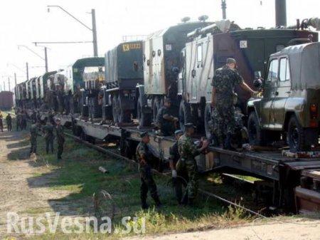 Донбасс: У ВСУ большие проблемы с военной техникой и кишками — сводка сфронта (ВИДЕО)