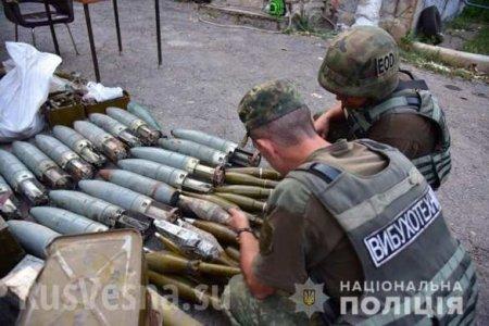 СРОЧНО: На Донбассе разоружён один чеченский и два фашистских батальона (+ВИДЕО, ФОТО)
