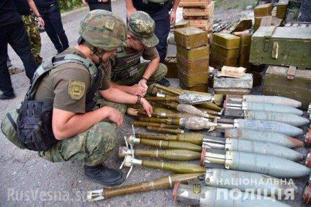 Странное разоружение нацбатов: глава МВД и «Правый сектор» готовят заговор? (ФОТО)