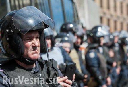 Нагей-парад вХарькове стянули целую армию правоохранителей