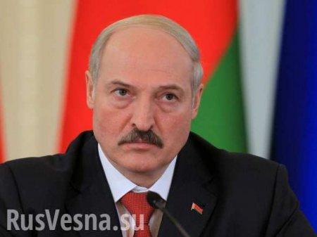 Лукашенко дал неожиданный «рецепт» завершения войны на Донбассе