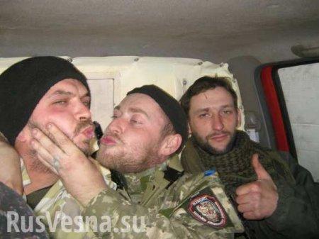 Спецназовец-наркоман с «отъехавшей кукухой» как лицо современной Украины (ВИДЕО)