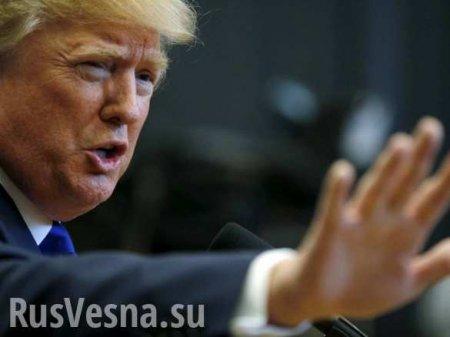 Трамп назвал действия США на Украине «бессмысленными и раздражающими Россию ...