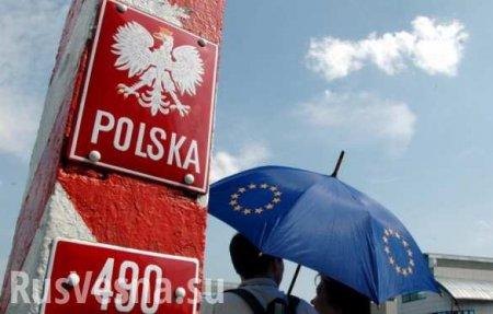 Глава украинской Нацполиции объяснил задержание своей экс-жены в Польше
