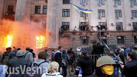 Почему «дело Парубия» по трагедии 2 мая в Одессе похоже на политическое шоу