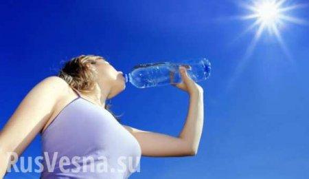 Учёные назвали лучший напиток для утоления жажды