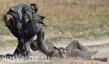 Потери ВСУ — 24 карателя: сводка овоенной ситуации на Донбассе (ИНФОГРАФИК ...