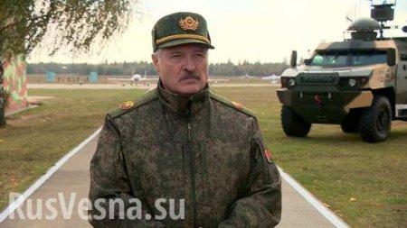 Лукашенко готов послать армию на Донбасс (ВИДЕО)