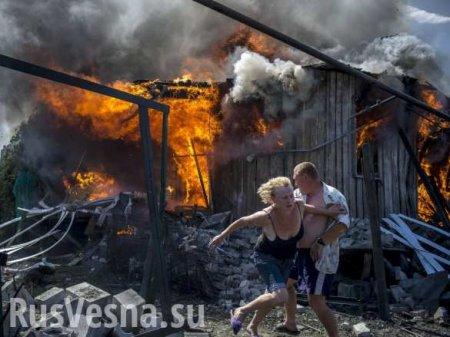 Команда Зеленского «вынуждена строить стену» и отгораживаться от Донбасса ( ...