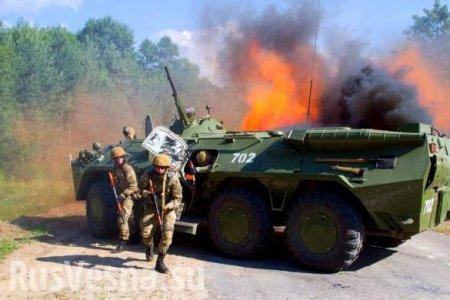 ВСУ бьют по пригородам Донецка (ВИДЕО)