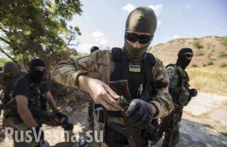 Провокация ВСУ: на КПП ранен мирный житель