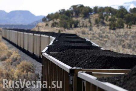 На грани катастрофы: Россия перекрыла поставки энергетического угля на Укра ...