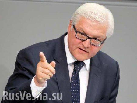 Кремль илиПорошенко: Штайнмайер ответил накритику своей «формулы»