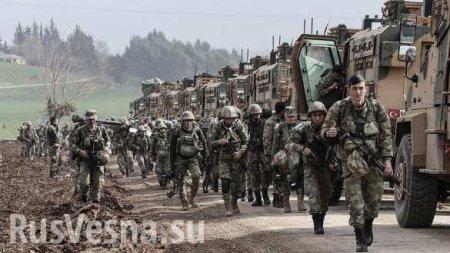 Новая война в Сирии началась (+ФОТО, ВИДЕО)