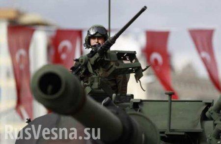 Армия Турции заявила озахвате намеченных целей входе наступления вСирии