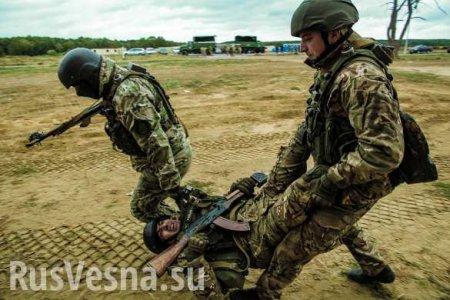 НаДонбассе боевики «Азова» устроили бой сВСУ: у обеих сторон потери