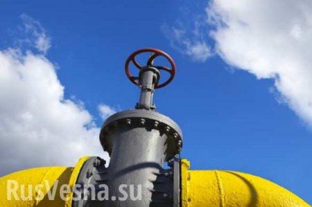 Киев принял решение о срочных мерах по поставкам газа на Донбасс