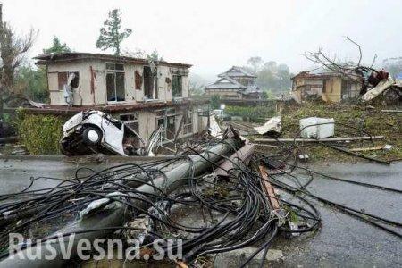 Десятки погибших, оползни, наводнения: Япония после удара страшного тайфуна (ФОТО, ВИДЕО)