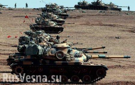 Меркель и Макрон требуют от Эрдогана прекратить операцию в Сирии