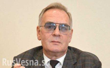 Мэр столицы Хакасии погиб вДТП(ФОТО, ВИДЕО)