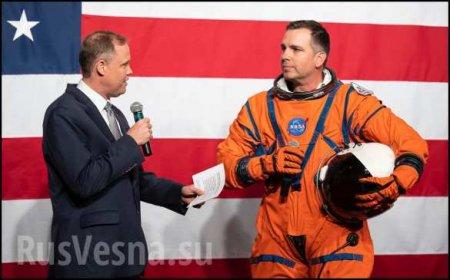 Американцы показали скафандры для полёта на Марс и Луну (ФОТО, ВИДЕО)
