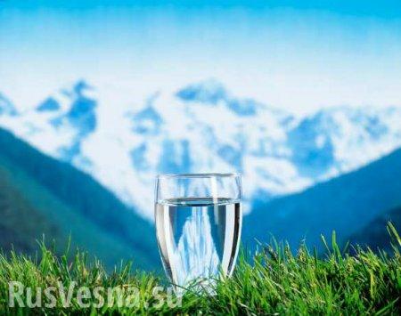 «Чистой воды хватает не всем» — в России найдено решение мировой проблемы