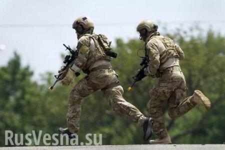 Элитный спецназ США бежал с базы в Сирии, оставив странные послания русским ...
