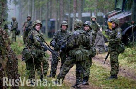 Русскоязычных солдат в армии Эстонии будут насильно обучать эстонскому языку