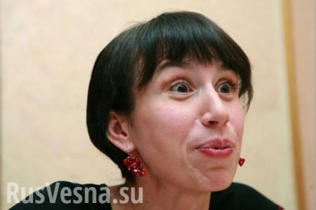 Экс-нардеп Черновол напала на журналиста во время суда над Пашинским (ФОТО, ...