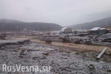 Прорыв дамбы в Красноярском крае: растёт число погибших (+ФОТО)