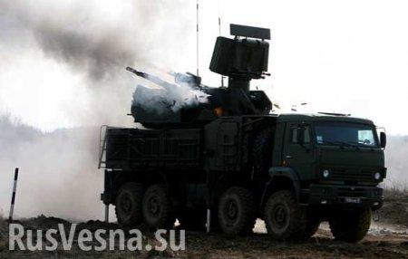 Сербия заинтересовалась российскими «Панцирями»