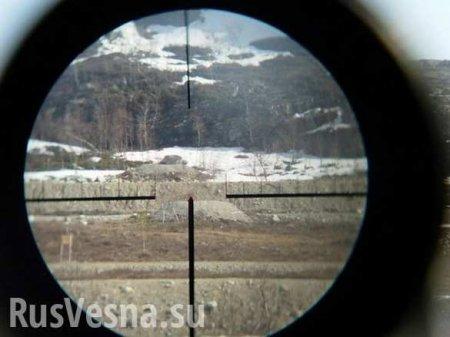 «Уроды, мы наблюдаем за вами!» — полковник армии ЛНР обратился к карателям (ВИДЕО)