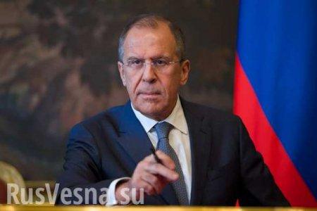 Лавров объявил о прекращении турецкой военной операции в Сирии